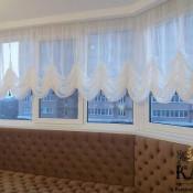 Австрийские шторы (1)
