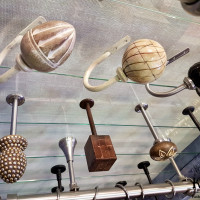 декоративные держатели подхватов для штор
