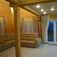 шторы на заказ в деревянном доме в городе Лыткарино