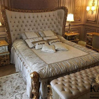 покрывало на кровать в современном стиле с комплектом подушек
